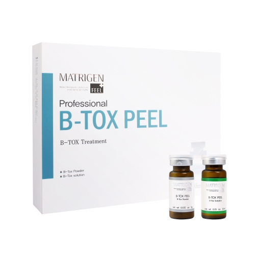 B-TOX PEEL Treatment